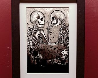 Lost Art  Archival Art Print