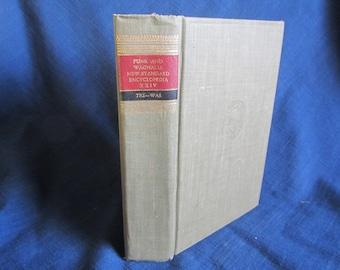 1948 ** Funk and Wagnalls New Standard Encyclopedia XXIV Tre-Was ** Funk and Wagnall  ** sj