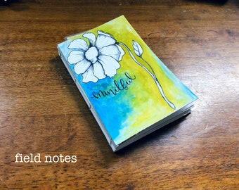 Strathmore Paper Journal - Field Notes