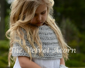 CROCHET Pattern - Dreamlyn Set (2, 3/4, 5/7, 8/10, 11/13, 14/16, S/M, L/XL sizes)