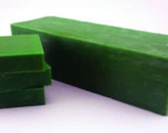Cool Citrus Basil Cold Process Soap Bar