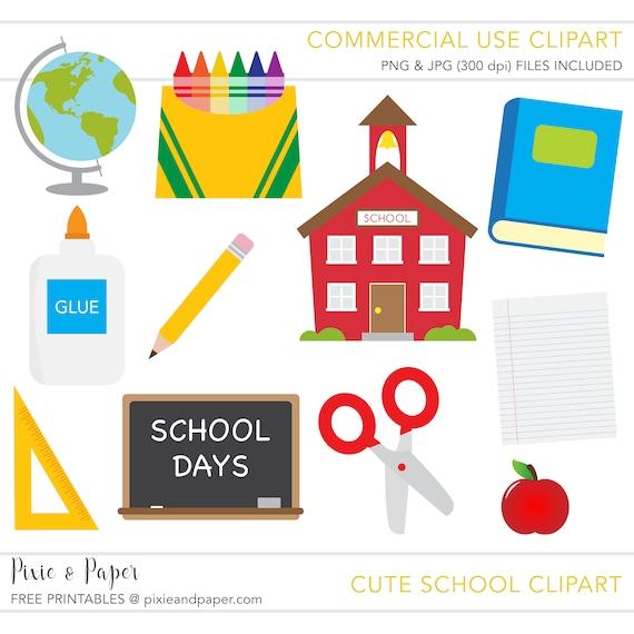 commercial use clipart commercial use clip art school clipart rh etsystudio com  free classroom clipart for teachers
