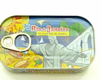 Canned Air from Rio de Janeiro