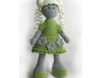 Ami Doll crochet pattern