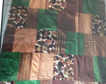 Fall Lapsize Quilt
