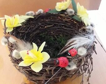 Easter egg baskets/Easter egg baskets