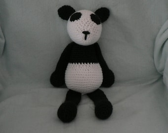 Panda, Stuffed, Floppy,Cuddly, Soft Toy or Collectable