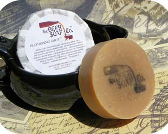 Blithering Idiot Soap - Made With Weyerbachers Blithering Idiot English Barleywine
