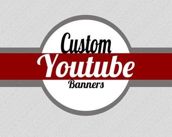 Custom Youtube Channel art