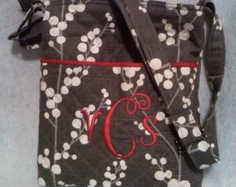 The Crossbody Bag PDF bag pattern