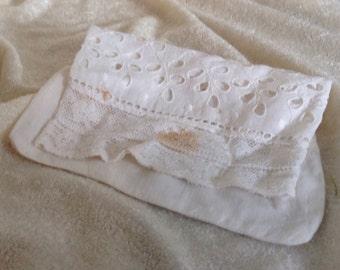 Unique Homemade Doll Pillowcase