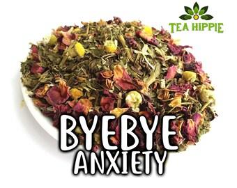 40g Byebye Anxiety - Loose Herbal Tea