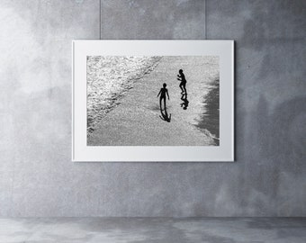 Ocean Children - Wall Art, Poster, Best Selling Items, Home Decor, Wall Decor, Printable Wall Art, Art Prints, Photography, Digital Download