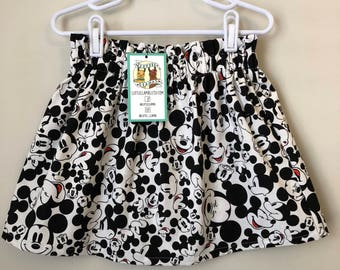 3T Paper bag Waist Skirt