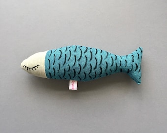 The Little Fish. Handmade home decor