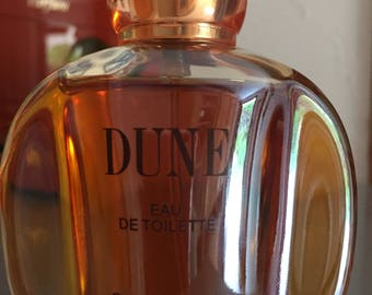 Dune VINTAGE eau de toilette by C. Dior 50 ml - 1.6 FL OZ absolutely new never used without box