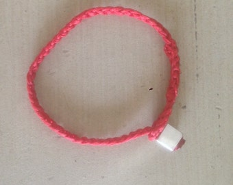 Red Bracelet unisex luck karma wrist accessory kabbalah red string in style By RedBracelet on Etsy