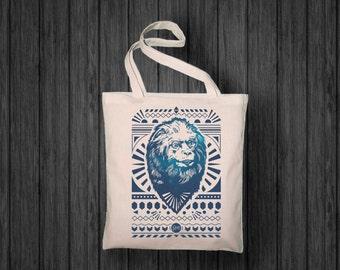 Tote Bag MONKEY