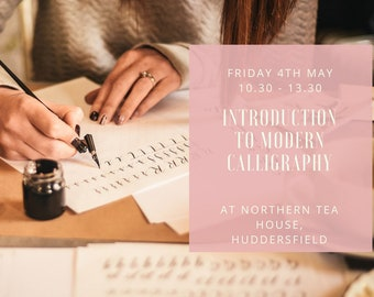 Introduction to modern calligraphy jervaulx abbey nr ripon