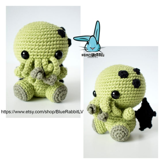 Crochet Cthulhu Pattern Choice Image Knitting Patterns Free Download