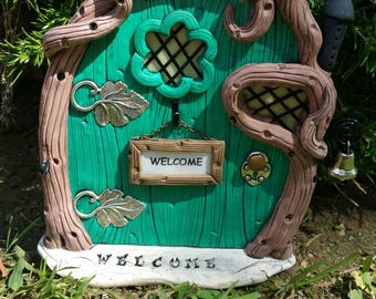 Fairy Door Personalized 1382 reduced