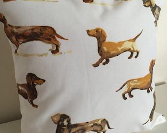 Custom made Daxi Dachshund Sausage Dog Pet Animal Cushion Pillow