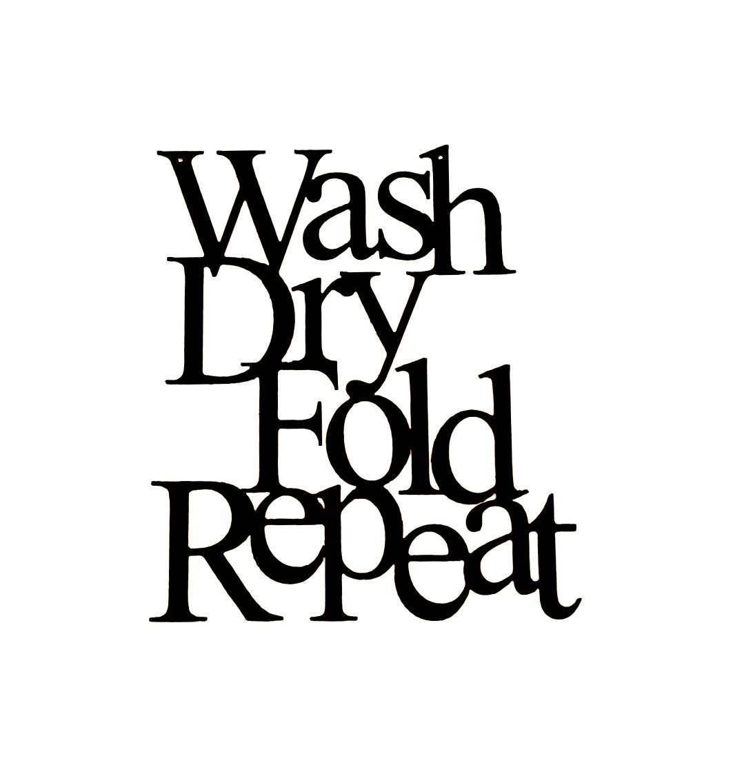 Laundry Word Art Laundry Room Sign Wash Dry Fold Repeat Metal Sign Laundry