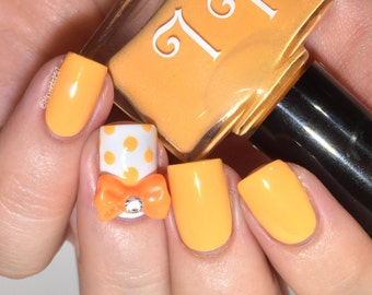 Summer Sunset by Lucky Lacquer, 5-Toxin Free Nail Polish