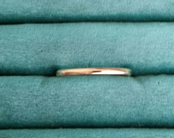 Baby Bracelet Gold Filled