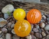 Sunny Floats, Set of Thre...