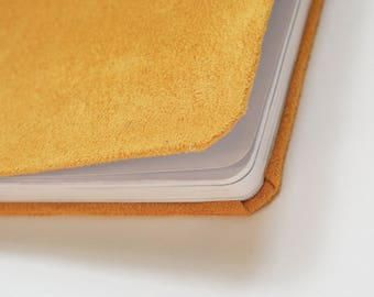 Yellow soft book