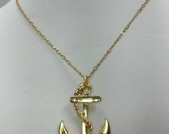 Golden Seas Necklace