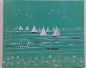 Seaside painting. - All a...