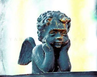 Cupidon cherub, angel photography