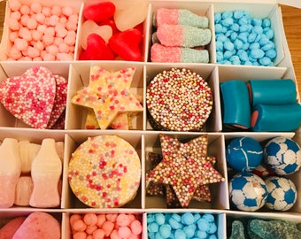 His and hers sweet box