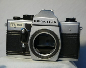 Praktica TL5B M42 SLR Camera -Nice-