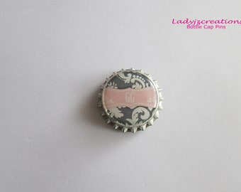 Mother's Day Bottle Cap Pins