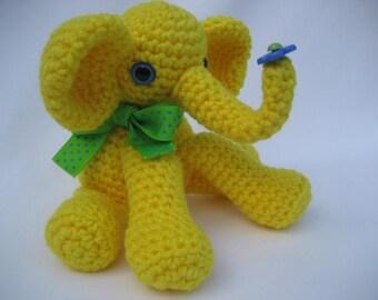 Little Ellies Crochet Pattern