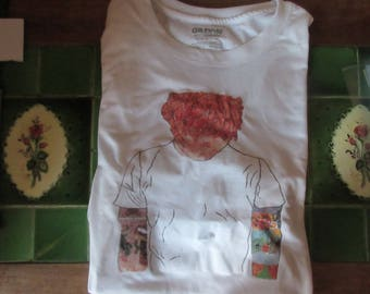 Ed Sheeran T-shirt  SIZE L