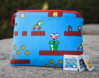 Mario Nintendo Case
