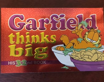 Vintage Garfield Comic Book