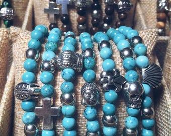 Turquoise anglers bracelets. Anglers Bracelets Turquoise