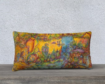 Portals of the Cosmic Realms pillow case