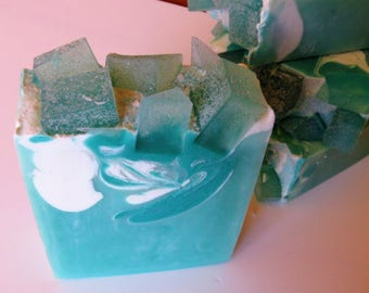 Lime Margarita Cold Process Soap