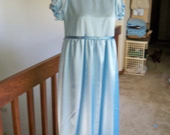 Adult Size Wendy Darling Nightgown  Size XS/S