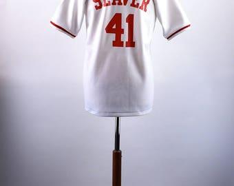Tom Seaver Cincinnati Reds Jersey