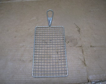 "Vintage ACME ""The Only Genuine Safety Grater"" Pat'd and Made in USA / Potato  - Cheese Grater"