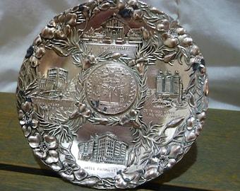 1915 Panama-Pacific International Exposition Souvenir Plate
