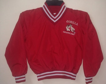 VINTAGE GORILLA GRAPPLERS size s youth