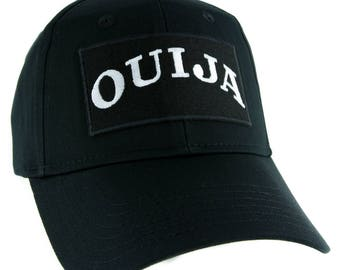Ouija Spirit Board Hat Baseball Cap Occult Clothing Ghost Witchcraft - YDS-EMPA-036-CAP